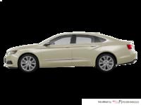 2016 Chevrolet Impala LTZ | Photo 1 | Citron Green Metallic