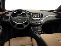 2016 Chevrolet Impala LTZ | Photo 3 | Mojave/jet black Perforated Leather