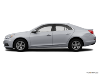 2016 Chevrolet Malibu Limited LS | Photo 1 | Silver Ice Metallic