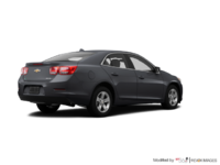 2016 Chevrolet Malibu Limited LS | Photo 2 | Ashen Grey Metallic