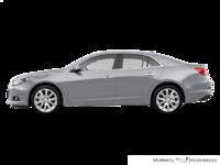 2016 Chevrolet Malibu Limited LTZ | Photo 1 | Silver Ice Metallic