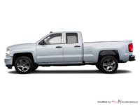 2016 Chevrolet Silverado 1500 CUSTOM | Photo 1 | Silver Ice Metallic