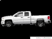 2016 Chevrolet Silverado 1500 CUSTOM | Photo 1 | Summit White