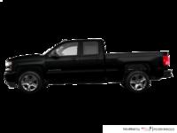 2016 Chevrolet Silverado 1500 CUSTOM | Photo 1 | Black