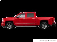 2016 Chevrolet Silverado 1500 LTZ Z71 | Photo 1 | Red Hot