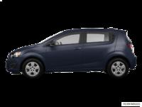 2016 Chevrolet Sonic Hatchback LS   Photo 1   Blue Velvet Metallic
