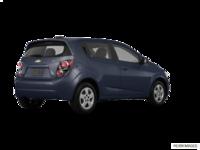 2016 Chevrolet Sonic Hatchback LS   Photo 2   Blue Velvet Metallic