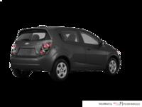 2016 Chevrolet Sonic Hatchback LS   Photo 2   Nightfall Grey Metallic
