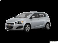 2016 Chevrolet Sonic Hatchback LS   Photo 3   Silver Ice Metallic