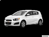 2016 Chevrolet Sonic Hatchback LS   Photo 3   Summit White