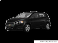 2016 Chevrolet Sonic Hatchback LS   Photo 3   Mosaic Black Metallic