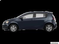 2016 Chevrolet Sonic Hatchback LT   Photo 1   Blue Velvet Metallic