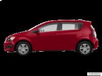 2016 Chevrolet Sonic Hatchback LT   Photo 1   Crystal Red