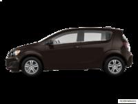 2016 Chevrolet Sonic Hatchback LT   Photo 1   Mocha Bronze Metallic