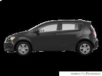 2016 Chevrolet Sonic Hatchback LT   Photo 1   Nightfall Grey Metallic