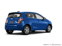 2016 Chevrolet Sonic Hatchback LT   Photo 2   Kinetic Blue Metallic