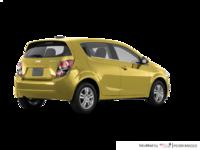 2016 Chevrolet Sonic Hatchback LT   Photo 2   Bright Yellow