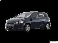 2016 Chevrolet Sonic Hatchback LT   Photo 3   Blue Velvet Metallic