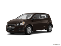 2016 Chevrolet Sonic Hatchback LT   Photo 3   Mocha Bronze Metallic