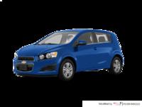 2016 Chevrolet Sonic Hatchback LT   Photo 3   Kinetic Blue Metallic