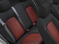 2016 Chevrolet Sonic Hatchback LT | Photo 2 | Jet Black/Brick Deluxe Cloth