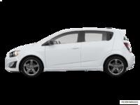 2016 Chevrolet Sonic Hatchback RS | Photo 1 | Summit White
