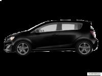 2016 Chevrolet Sonic Hatchback RS | Photo 1 | Mosaic Black Metallic