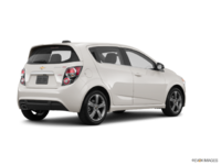 2016 Chevrolet Sonic Hatchback RS | Photo 2 | White Diamond