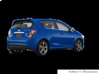 2016 Chevrolet Sonic Hatchback RS | Photo 2 | Kinetic Blue Metallic