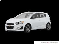 2016 Chevrolet Sonic Hatchback RS | Photo 3 | Summit White