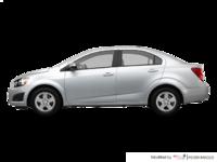 2016 Chevrolet Sonic LS | Photo 1 | Silver Ice Metallic