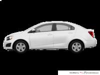 2016 Chevrolet Sonic LS | Photo 1 | Summit White