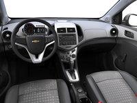 2016 Chevrolet Sonic LS | Photo 3 | Jet Black/Dark Titanium Sport Cloth