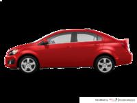 2016 Chevrolet Sonic LT | Photo 1 | Red Hot