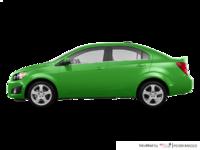 2016 Chevrolet Sonic LT | Photo 1 | Dragon Green Metallic