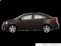 2016 Chevrolet Sonic LT | Photo 1 | Mocha Bronze Metallic
