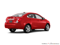 2016 Chevrolet Sonic LT | Photo 2 | Red Hot