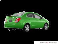 2016 Chevrolet Sonic LT | Photo 2 | Dragon Green Metallic