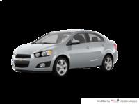 2016 Chevrolet Sonic LT | Photo 3 | Silver Ice Metallic