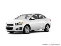 2016 Chevrolet Sonic LT | Photo 3 | Summit White