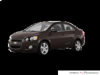 2016 Chevrolet Sonic LT | Photo 3 | Mocha Bronze Metallic