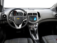 2016 Chevrolet Sonic LT | Photo 3 | Jet Black/Dark Titanium Deluxe Cloth