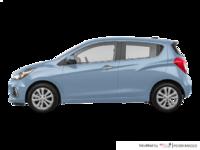 2016 Chevrolet Spark 2LT | Photo 1 | Electric Blue Metallic