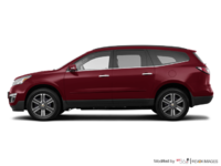 2016 Chevrolet Traverse 2LT | Photo 1 | Siren Red