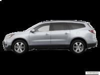 2016 Chevrolet Traverse LTZ | Photo 1 | Silver Ice Metallic