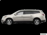 2016 Chevrolet Traverse LTZ | Photo 1 | Champagne Silver Metallic