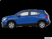 2016 Chevrolet Trax LS | Photo 1 | Blue Topaz Metallic