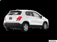 2016 Chevrolet Trax LS | Photo 2 | Summit White