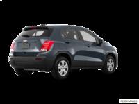 2016 Chevrolet Trax LS | Photo 2 | Cyber Grey Metallic