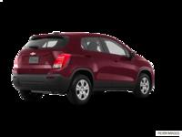 2016 Chevrolet Trax LS | Photo 2 | Crimson Metallic